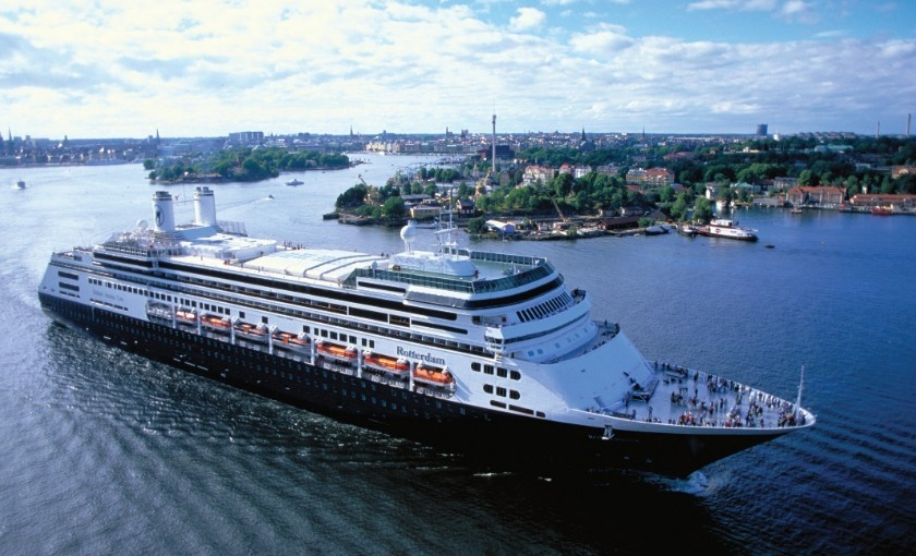 Boot MS Rotterdam Holland America Line